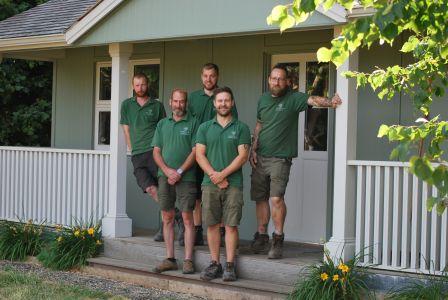 Gardens team