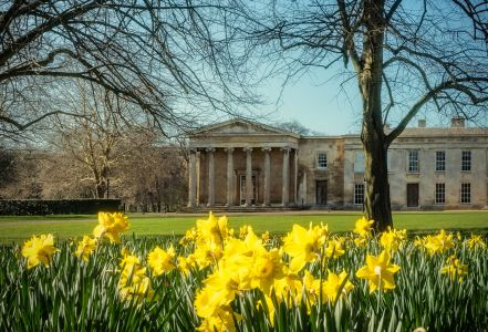 West Range, Downing College