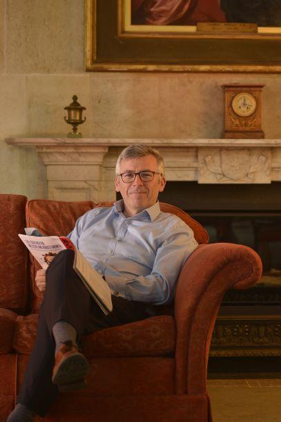 Professor Bill O'Neill