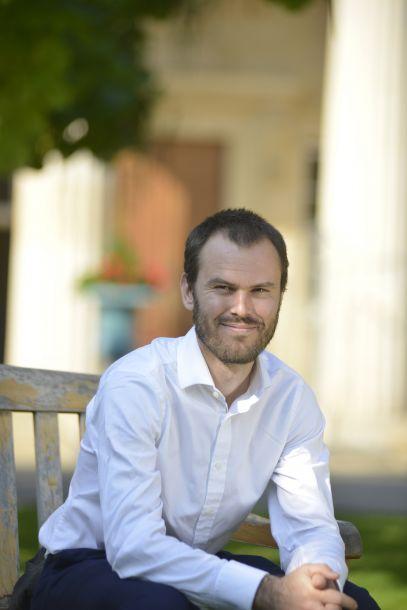 Dr Ewan Jones