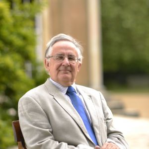 Professor John McCombie