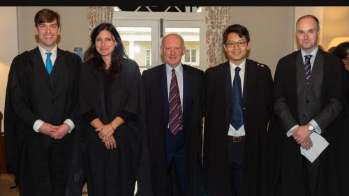 Downing welcomes four new Fellows