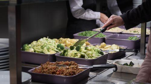 Catering in Michaelmas Term 2020
