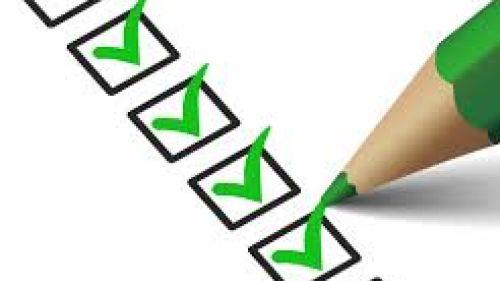 Quick Checklist - Undergraduates