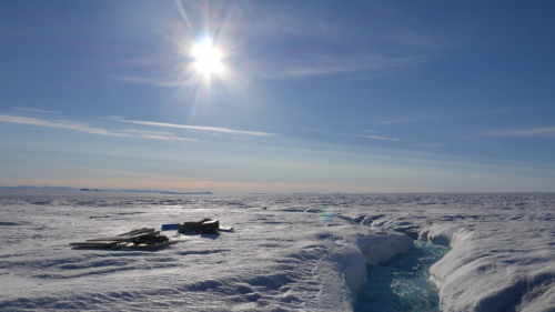 A Century of Exploration in Greenland