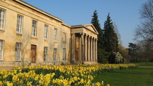 Downing College policies