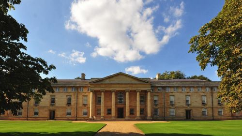 Downing College Chapel