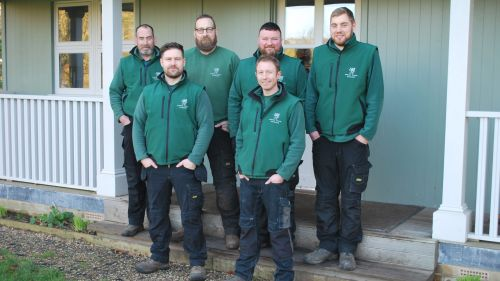 Gardens and Grounds staff