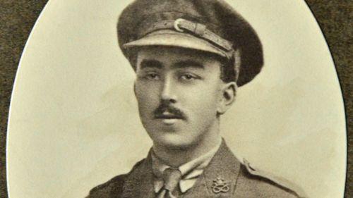 Gerald Harmer - First World War Roll of Honour