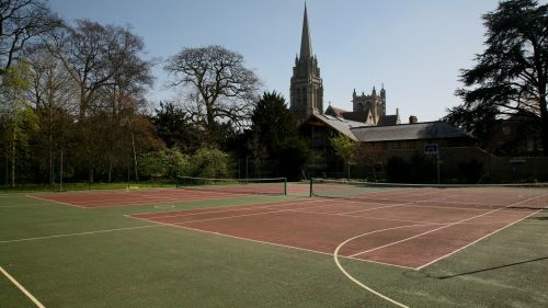 Downing College Tennis Club