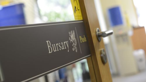 Bursary FAQs