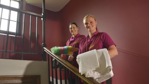 Housekeeping FAQs