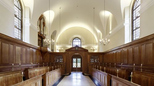 The Chapel at Downing College
