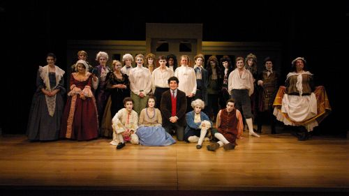 Downing Dramatic Society past productions