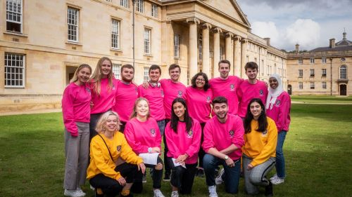 Why choose Downing College?