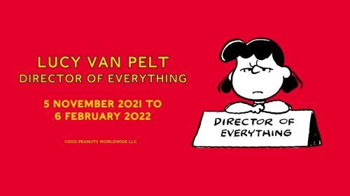 Heong Gallery: LUCY VAN PELT Director of Everything