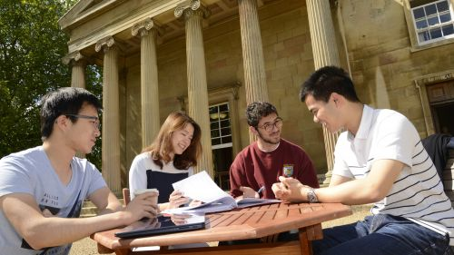 Downing College MCR Affiliation Scheme
