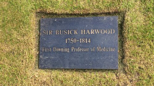 Sir Busick Harwood