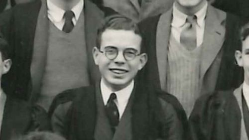 Celebrating 70 years since Dr Alan Howard's matriculation