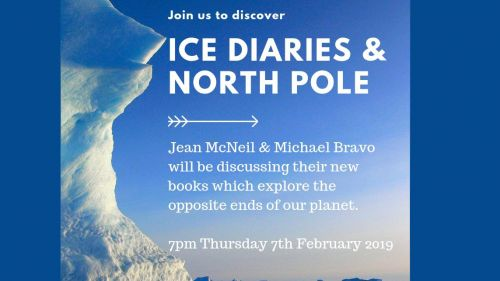 Downing Fellow to discuss new book on North Pole