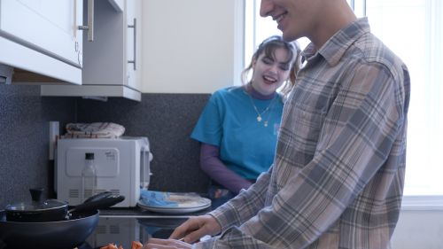 Accommodation in College