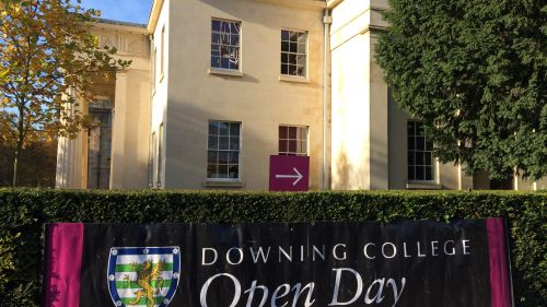 University Postgraduate Open Day