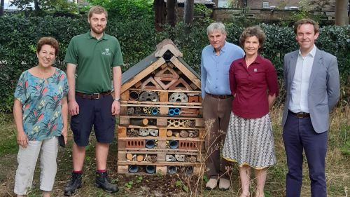 Downing wins Wildlife Trusts awards