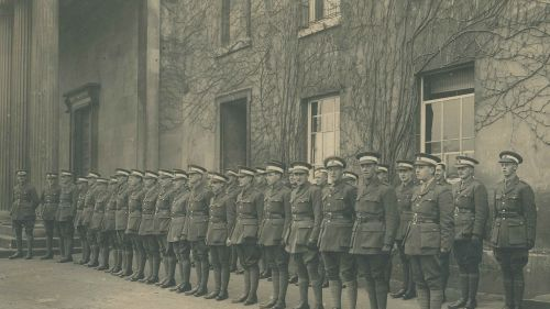 Downing College and the First World War